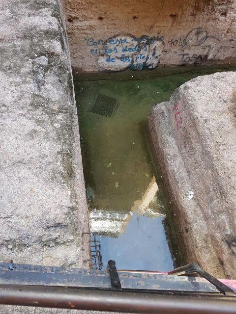 Cambiemos Murcia pide que se cumpla el protocolo de mantenimiento de la muralla árabe de la calle Sagasta - 1, Foto 1