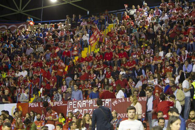 La Marea Roja inundará Guadalajara con 900 aficionados de ElPozo Murcia en la lucha por la segunda Copa del Rey - 1, Foto 1