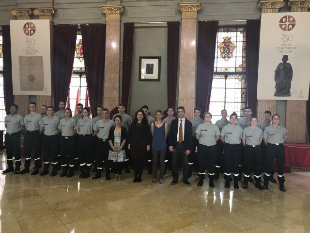 Alumnos del Lycée professionnel Sermenaz de Lyón visitan Murcia en un intercambio con el Instituto Claudio Galeno - 1, Foto 1