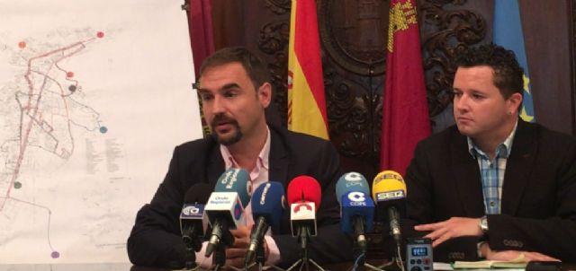 El PSOE considera que el nuevo sistema de transporte urbano del PP para Lorca es continuista, poco atractivo y nada ambicioso - 1, Foto 1