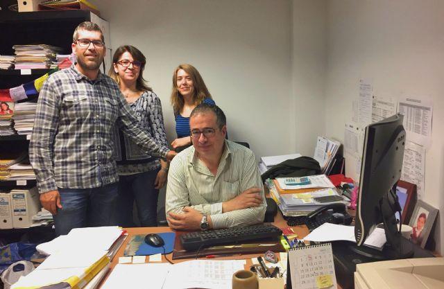 Empleados del IMIDA finalizan la primera estancia formativa de buenas prácticas en otras unidades administrativas - 1, Foto 1