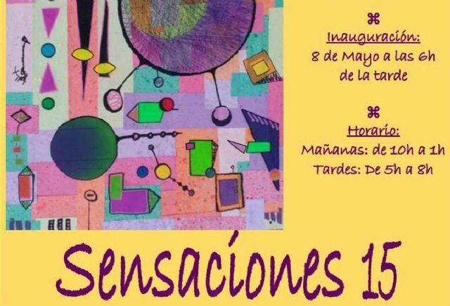 Asido expone su muestra de arte y artesania Sensaciones 15 en el Ramon Alonso Luzzy - 1, Foto 1