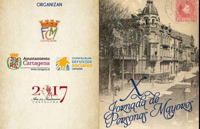 Los recuerdos de la cultura cartagenera seran protagonistas en la X Jornada de Personas Mayores - 1, Foto 1