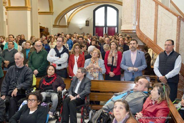 La Hospitalidad de Nuestra Señora de Lourdes organiza en Cartagena su convivencia regional 2017 - 1, Foto 1