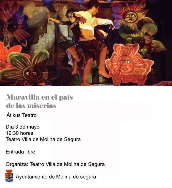 La Muestra de Teatro Joven 2017 de Molina de Segura se celebra del 19 al 23 de junio - 3, Foto 3