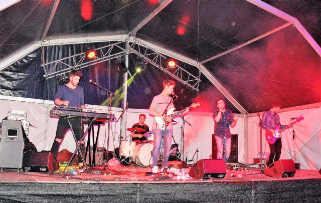 El grupo murciano Aire Canadá se alza con el segundo concurso Bruja Pop, con su canción Nuestra Fiesta - 1, Foto 1