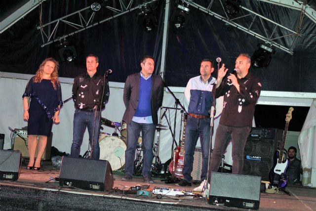 El grupo murciano Aire Canadá se alza con el segundo concurso Bruja Pop, con su canción Nuestra Fiesta - 3, Foto 3