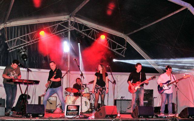 El grupo murciano Aire Canadá se alza con el segundo concurso Bruja Pop, con su canción Nuestra Fiesta - 4, Foto 4