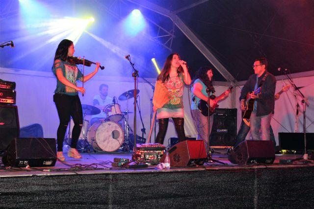 El grupo murciano Aire Canadá se alza con el segundo concurso Bruja Pop, con su canción Nuestra Fiesta - 5, Foto 5
