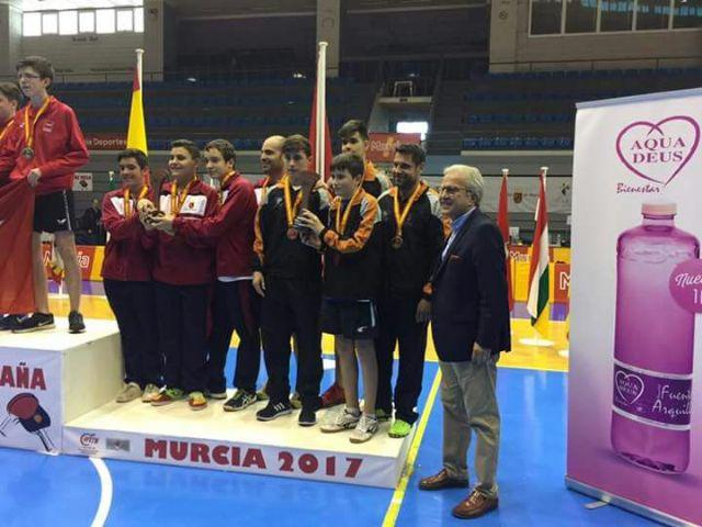 Campeonatos de España escolares infantil y cadete, Foto 1