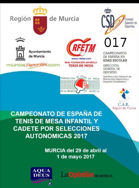 Campeonatos de España escolares infantil y cadete, Foto 2