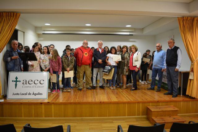 Cincuenta escolares participan en el 8º Certamen de Creación Literaria organizado por AECC - 1, Foto 1