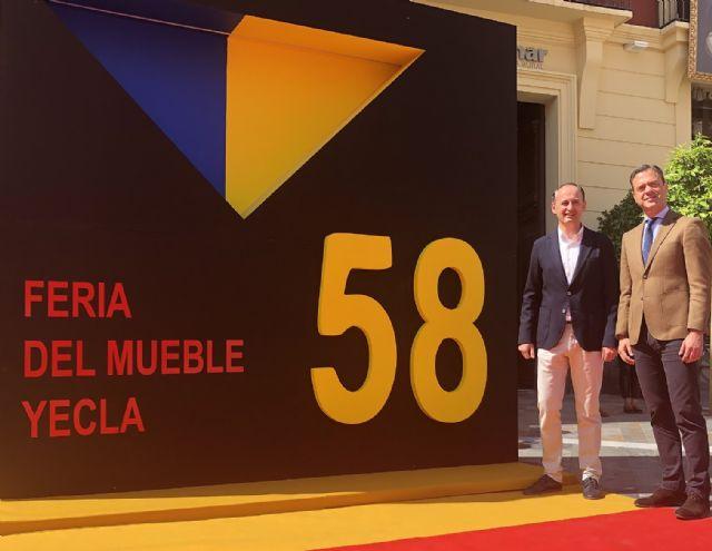 La Feria del Mueble de Yecla se prepara para una edición de récord con 120 expositores - 2, Foto 2