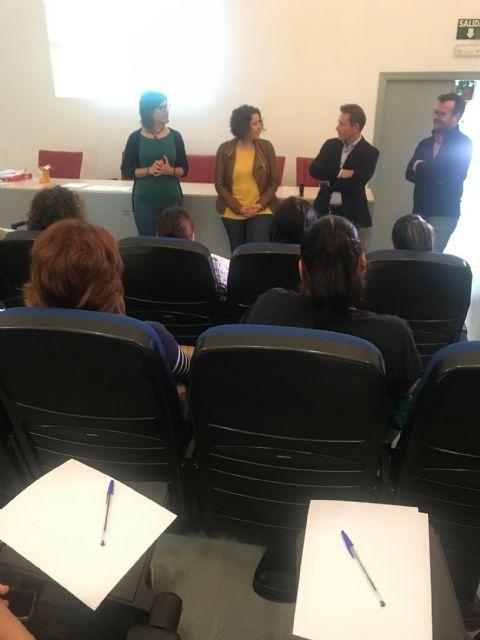 Comienza la Escuela de Padres y Madres en Torre Pacheco Parentalidad positiva - 1, Foto 1