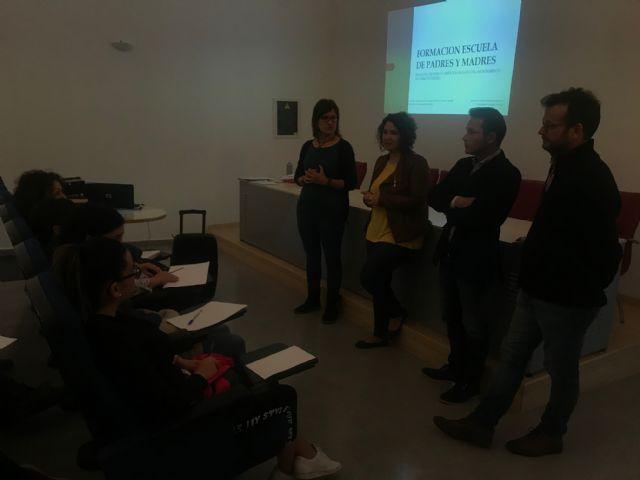 Comienza la Escuela de Padres y Madres en Torre Pacheco Parentalidad positiva - 2, Foto 2