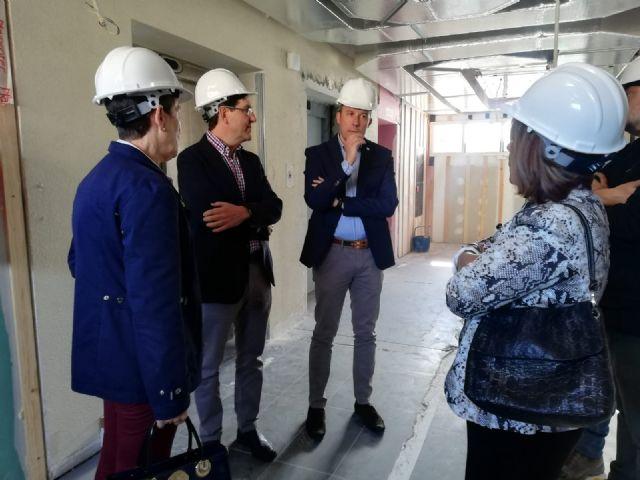 Las consultas de pediatría del centro de salud  San Diego de Lorca se trasladarán en breve al nuevo espacio, Foto 1