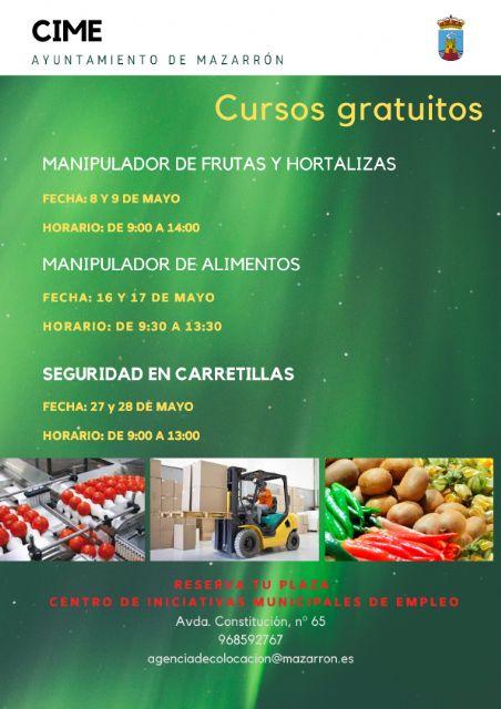 Nueva oferta formativa gratuita en el centro de iniciativas municipales de empleo 02/05/2019 - 1, Foto 1