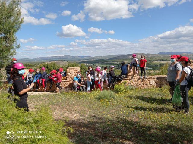 El C.L.I.A realiza junto al Ayuntamiento de Calasparra una interesante actividad de concienciación con el medio ambiente - 1, Foto 1