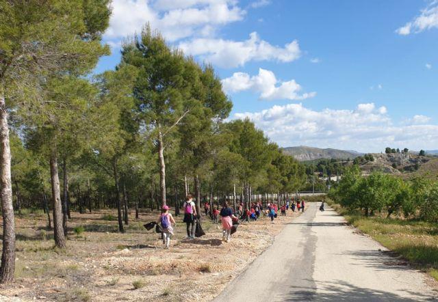 El C.L.I.A realiza junto al Ayuntamiento de Calasparra una interesante actividad de concienciación con el medio ambiente - 2, Foto 2