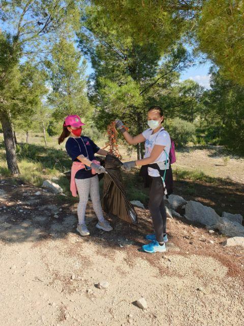 El C.L.I.A realiza junto al Ayuntamiento de Calasparra una interesante actividad de concienciación con el medio ambiente - 3, Foto 3
