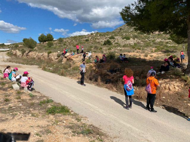 El C.L.I.A realiza junto al Ayuntamiento de Calasparra una interesante actividad de concienciación con el medio ambiente - 4, Foto 4