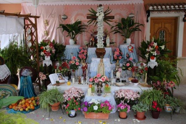 Premios del concurso de cruces Los Mayos 2021, Foto 1