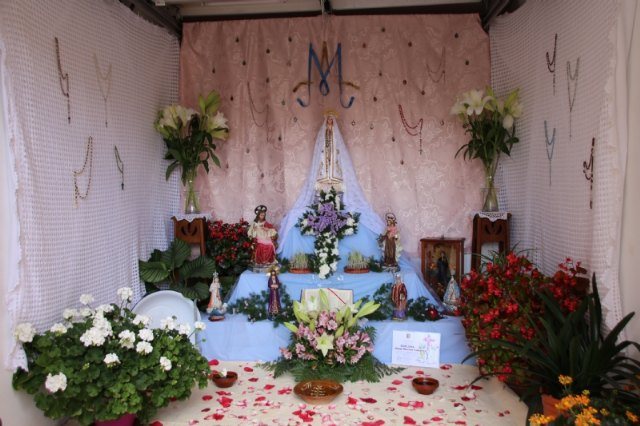 Premios del concurso de cruces Los Mayos 2021, Foto 2