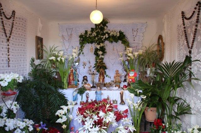 Premios del concurso de cruces Los Mayos 2021, Foto 3