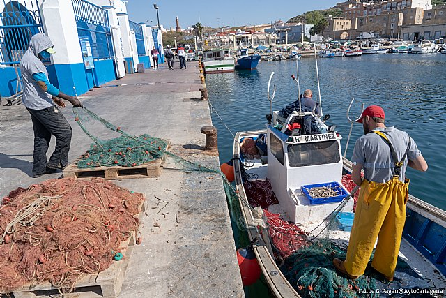Santa Lucía implantará una ruta marinera gracias a un proyecto europeo - 1, Foto 1