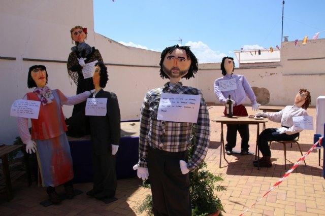 Premios del concurso de escenas de peleles Los Mayos 2021 - 2, Foto 2