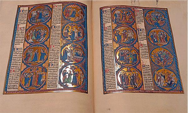 El arzobispo de Sevilla Juan José Asenjo Pelegrina dona una edición facsímil de la Biblia de San Luis a la catedral de Sevilla - 1, Foto 1
