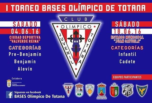 I Torneo Bases Olímpico de Totana, Foto 2