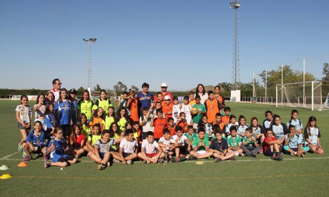 500 niños participan en los Juegos Deportivos Escolares - 1, Foto 1