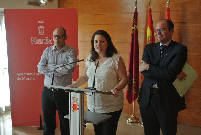 El Campus de Espinardo dispondrá en verano de cinco bancadas de MUyBICI - 1, Foto 1