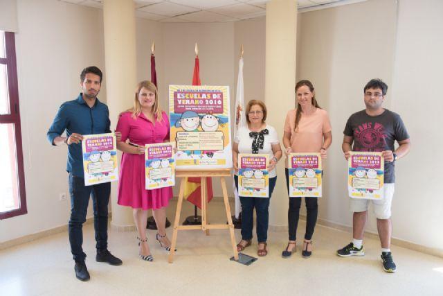 Los colegios la Cañadica y Bahía albergarán dos escuelas de verano con 60 plazas en total - 2, Foto 2
