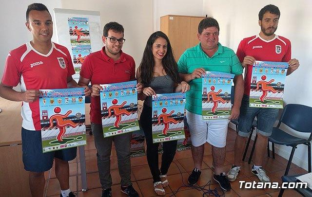 El XV Torneo de Fútbol Infantil Ciudad de Totana reúne el próximo fin de semana a seis equipos en Juan Cayuela, Foto 1