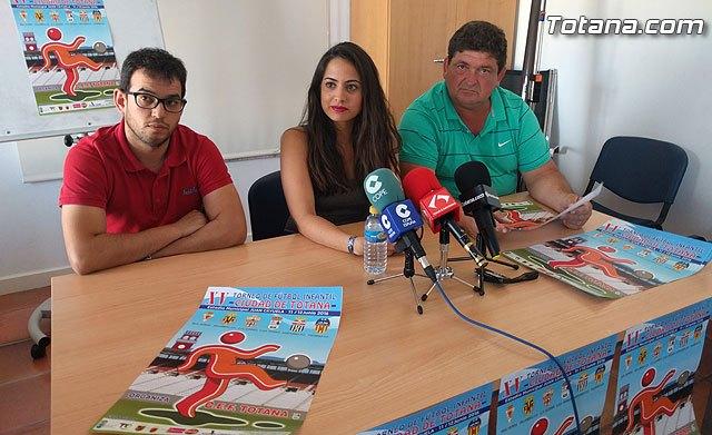 El XV Torneo de Fútbol Infantil Ciudad de Totana reúne el próximo fin de semana a seis equipos en Juan Cayuela, Foto 2
