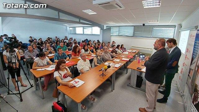 """Unas 75 personas han participado en el taller """"Cómo atraer tráfico cualificado a tu web"""", Foto 1"""