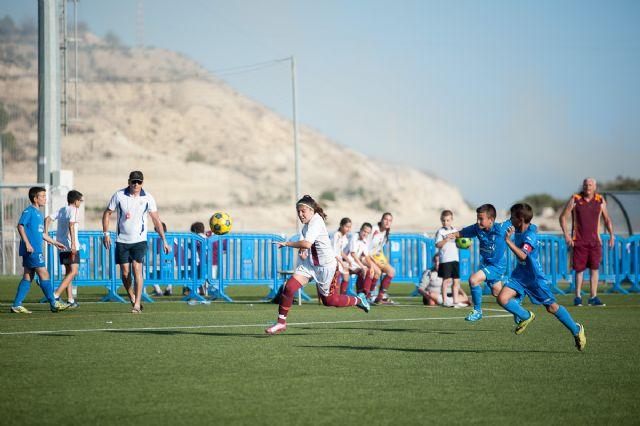Mazarrón es sede este sábado de tres finales regionales de deporte escolar - 1, Foto 1