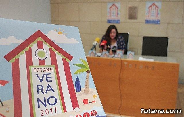 El programa Totana Verano-2017 cuenta con 14 actividades formativas, de ocio y tiempo libre, Foto 1