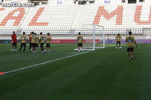 España entrenará el martes 6 de junio a las 20:00 horas a puerta abierta, Foto 4