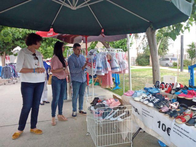 Una decena de comercios participan en la Fiesta del Comercio - 2, Foto 2