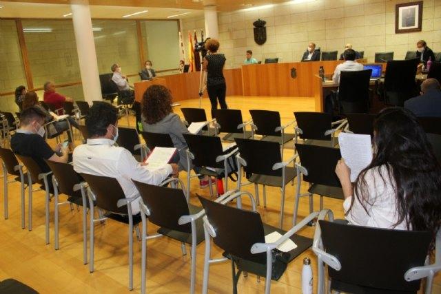 El Pleno aprueba inicialmente el estudio de viabilidad para la concesión de servicio de las Escuelas Infantiles de Totana