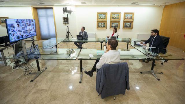 El Gobierno regional solicita que la Región de Murcia pase a la Fase 3 de la desescalada