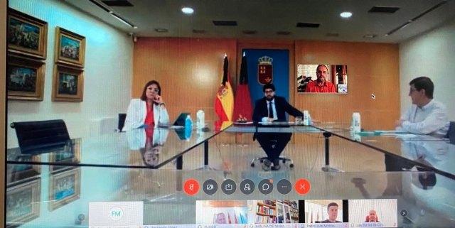 El alcalde confirma que el municipio de Totana pasará el próximo lunes 8 de junio a fase 3 junto con toda la Región de Murcia