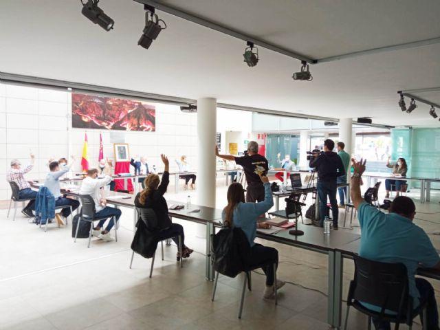 El pleno aprueba destinar una parcela para espacio deportivo con calistenia, arkour y skate park en Mazarrón, Foto 2