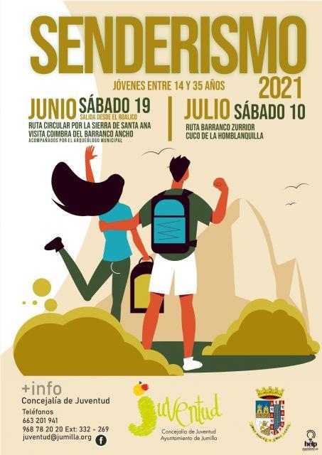La Concejalía de Juventud programa un encuentro digital, la VI Gymkhana Fotográfica y dos rutas de senderismo para junio y julio - 4, Foto 4
