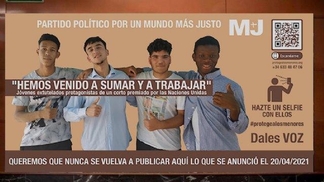 M+J lanza la campaña #protegealosmenores - 1, Foto 1