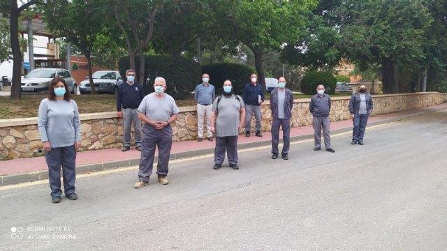 Calidad Urbana se refuerza con la incorporación de seis nuevos trabajadores - 1, Foto 1