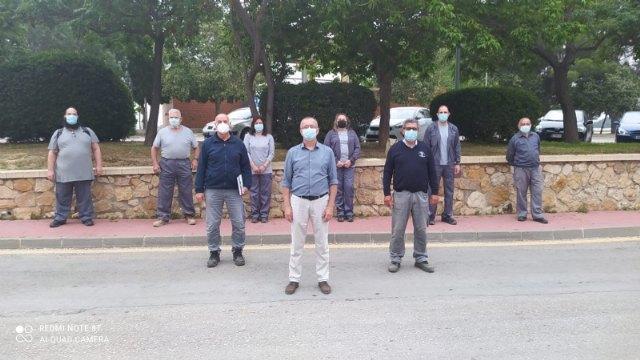 Calidad Urbana se refuerza con la incorporación de seis nuevos trabajadores - 2, Foto 2